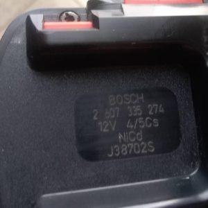 baterija bosch 12 V