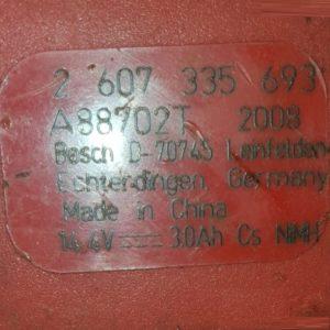 Baterija za alat BOSCH D-70745