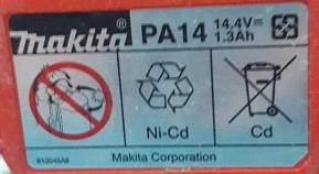 Baterija Makita
