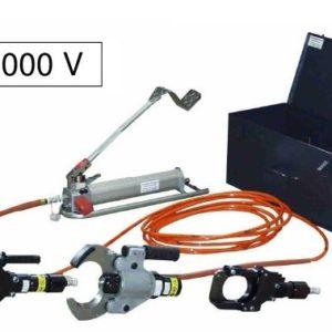 Sigurnosni komplet 60 kV za rezanje Cu i Al kabela