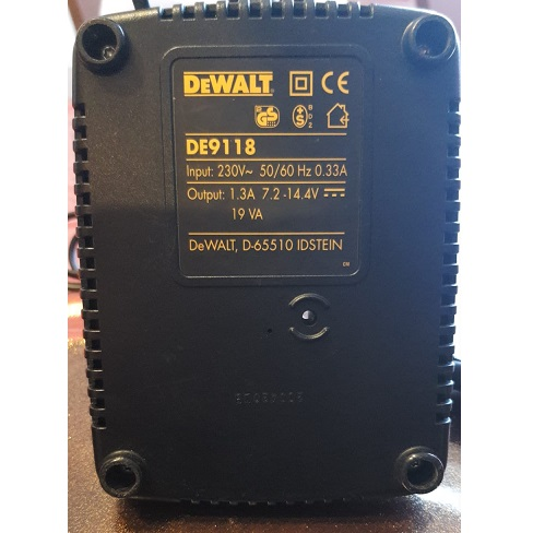 Punjač za dewalt bateriju