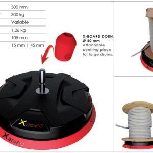 Nosač za odmatanje kabela