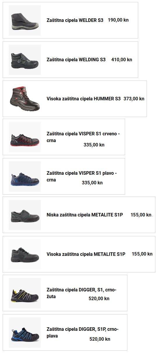 zaštitna cipela DiGGER