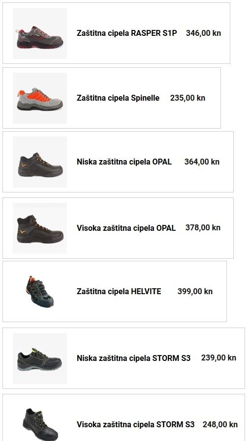 zaštitna cipela OPAL