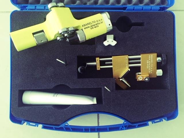 set alata za obradu kabela