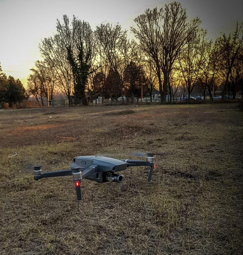 Snimanje i fotografiranje iz zraka