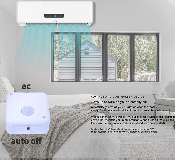 automatsko gašenje klima uređaja