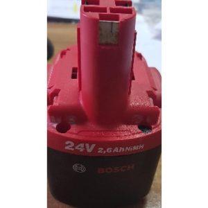 Aku baterija bosch 24 V