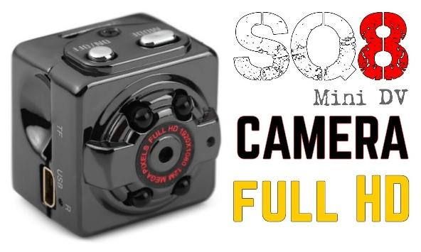 mini full hd kamera 1080P